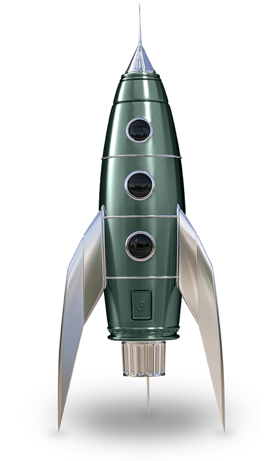 23 Skidoo - Home - Brand Rocket Ship