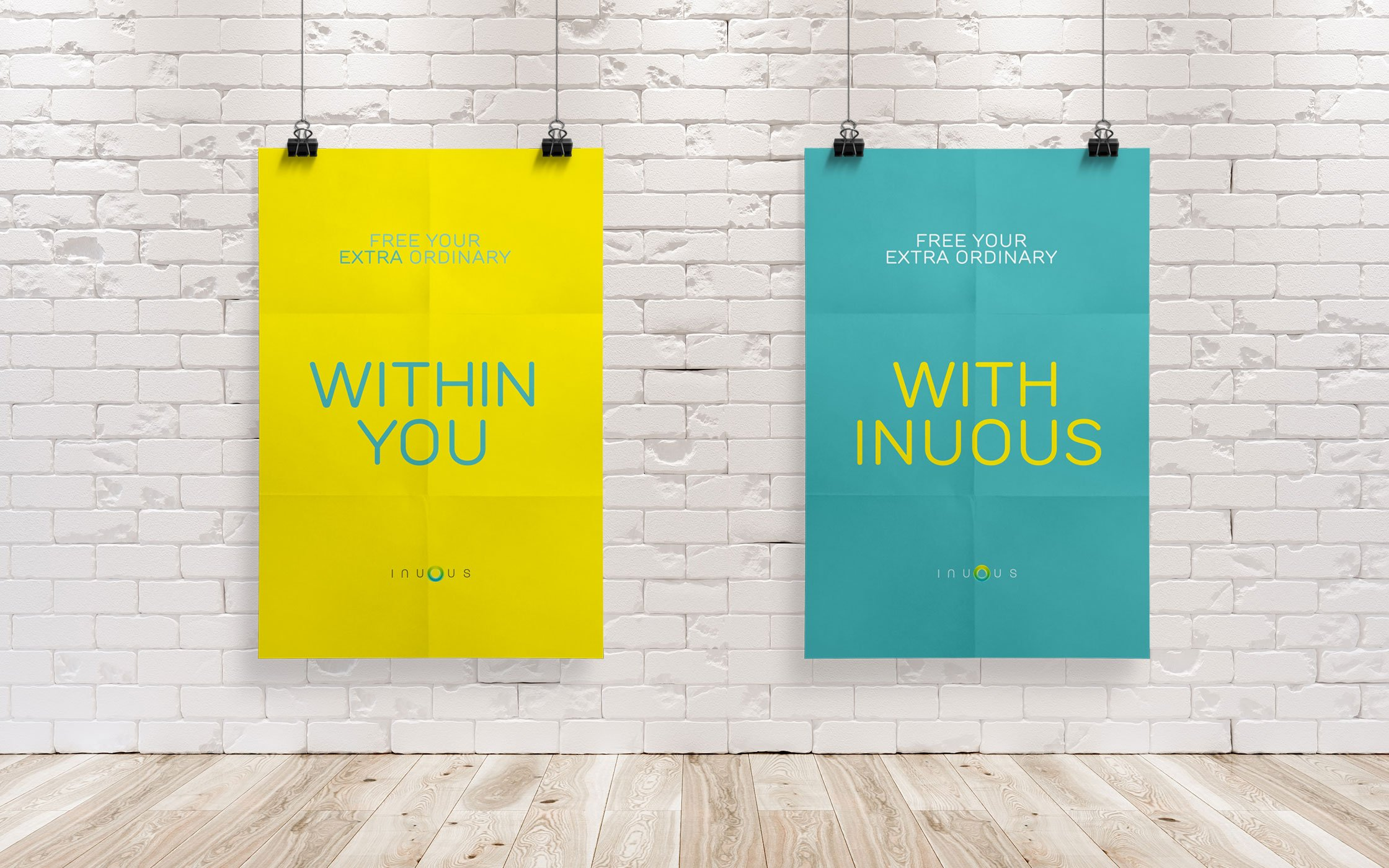 Marketing materials - Inuous