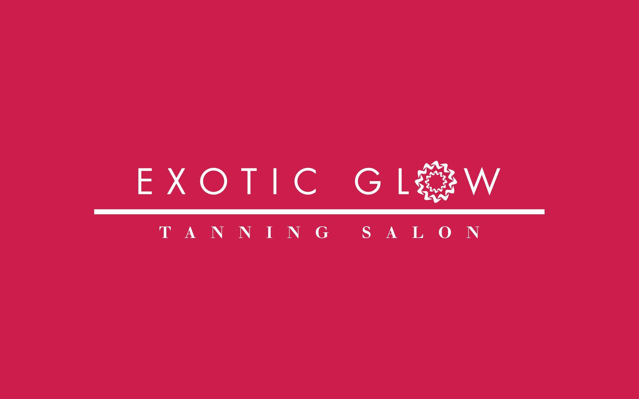 Logo design for Derby tanning salon
