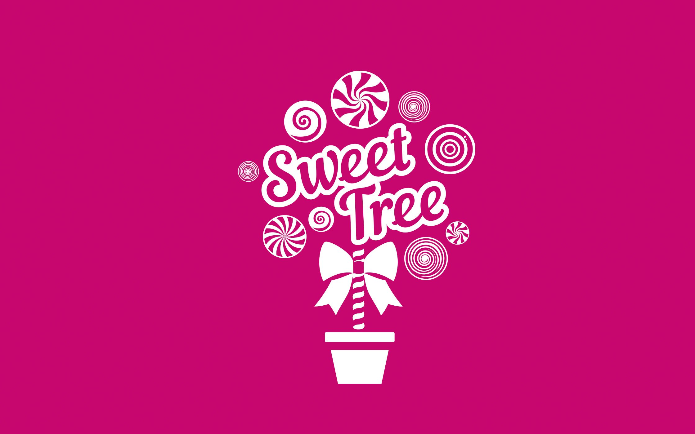 Sweet Tree logo Design