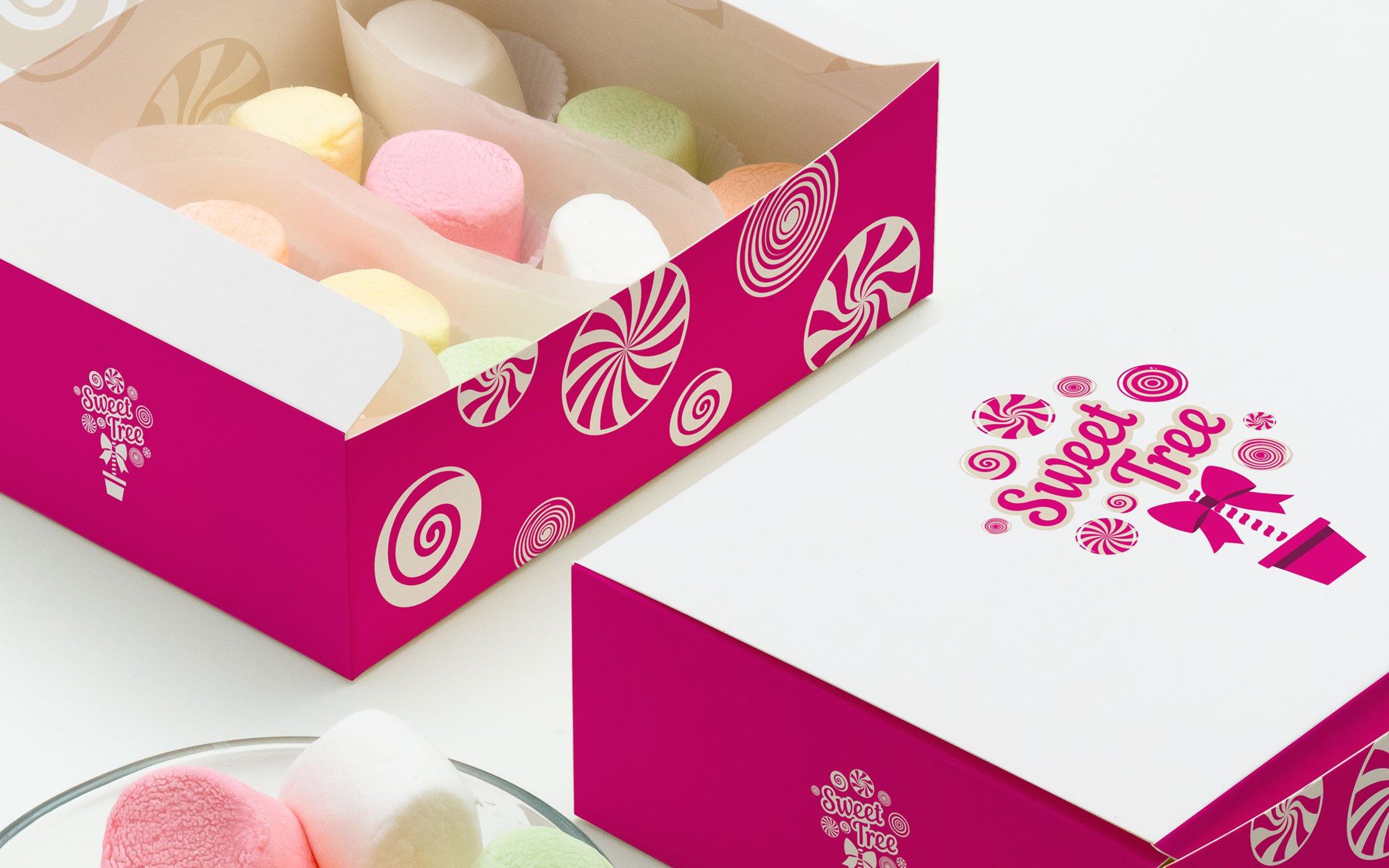 Sweet Tree packaging