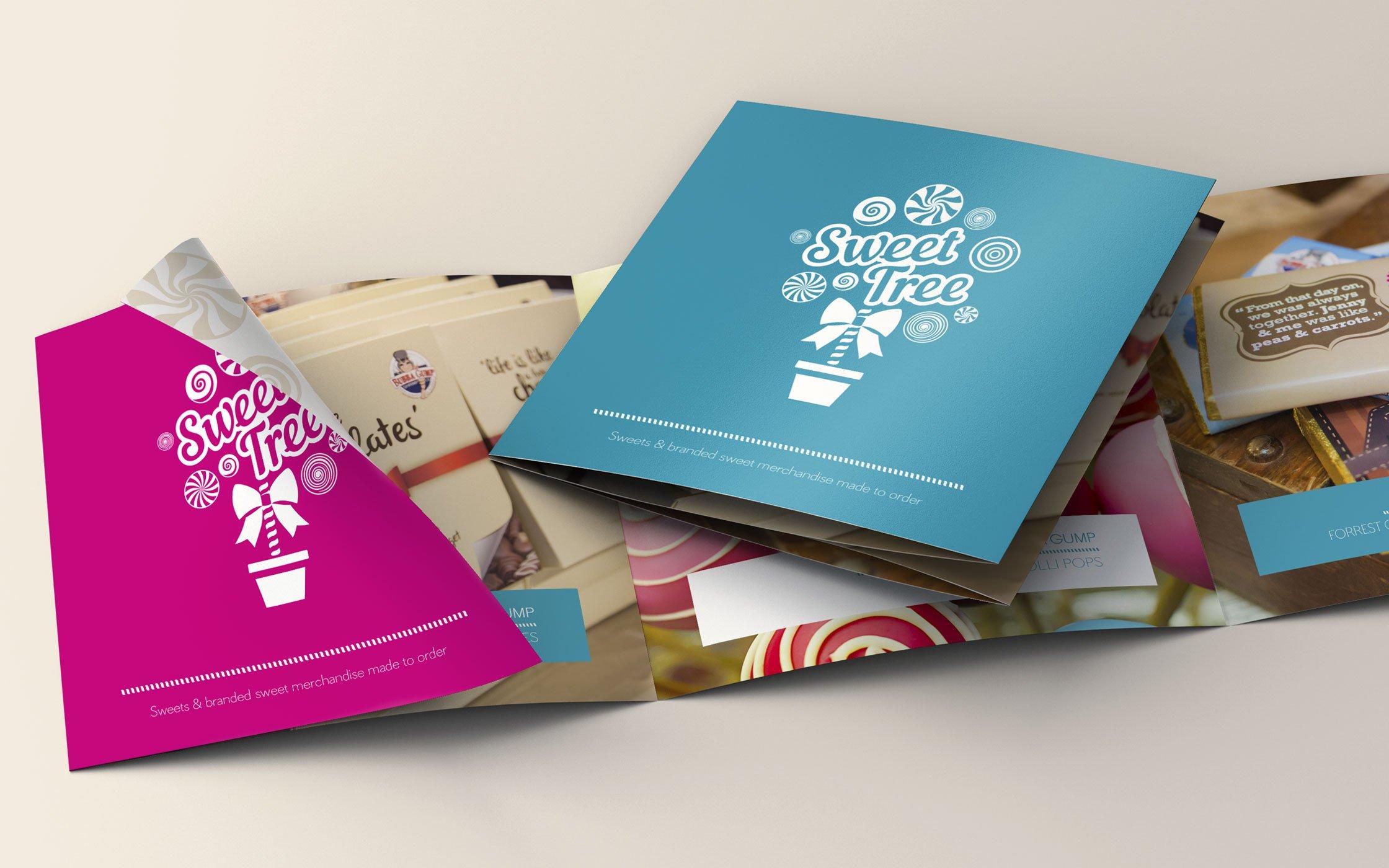 Sweet Tree marketing materials