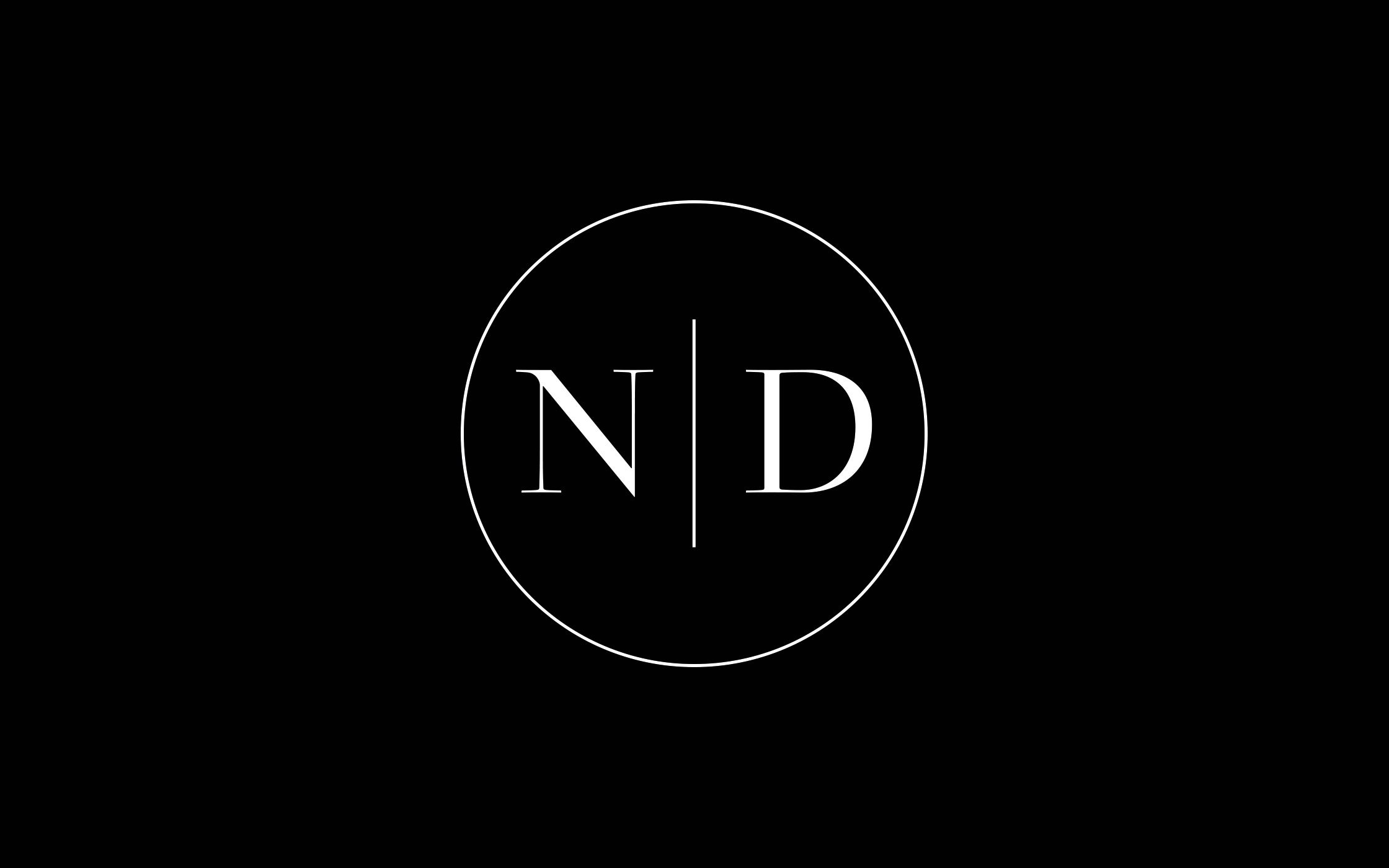 Brand identity - ND Interior design